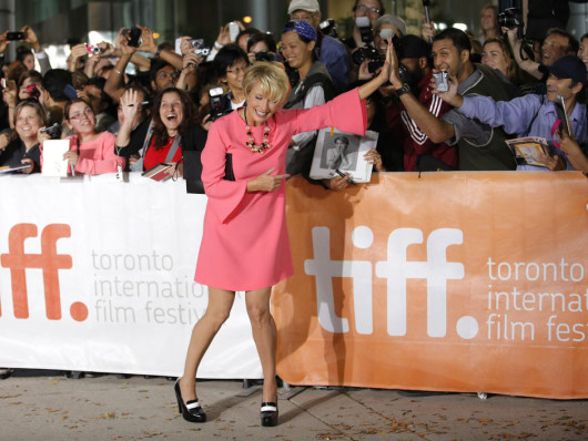 """Love Punch"" Premiere - Arrivals - 2013 Toronto International Film Festival"