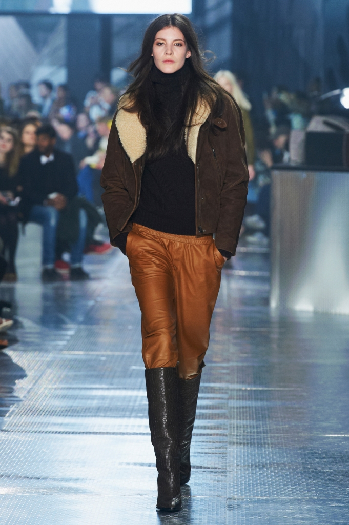 Paris Fashion Week: H&M Studio Fall 2014 Runway Collection ...