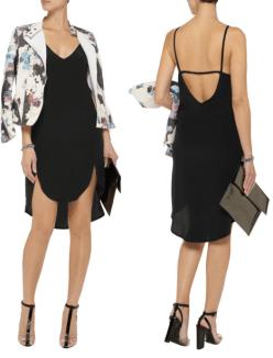 LNA Rhodes Silk Dress Sz M - $40