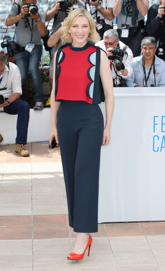 Style Fille Cate Blanchett In Cannes 2014 Style Blog Canadian Fashion And Lifestyle News