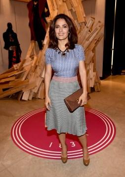 Salma Hayek at Variety Studio