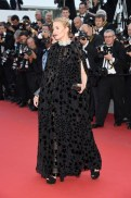 """CANNES, FRANCE - MAY 17: Jury member Sienna Miller attends the """"Carol"""" Premiere during the 68th annual Cannes Film Festival on May 17, 2015 in Cannes, France. (Photo by Venturelli/WireImage)"""