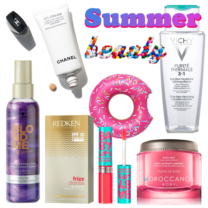 Summer Beauty 2015