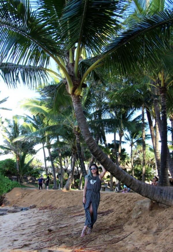 What I Wore Baldwin Beach Park and Paia Style Blog