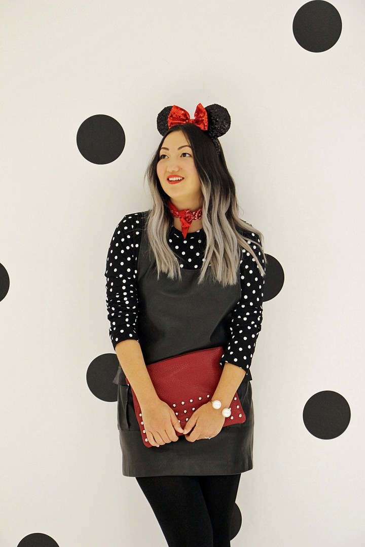 Giveaway Minnie Rocks The Dots Style Blog Canadian