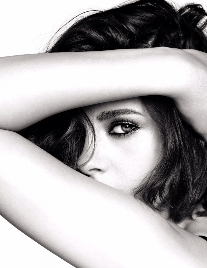 Kristen Stewart for CHANEL Makeup Eyes Collection Campaign