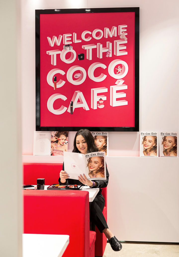 chanel coco cafe toronto, holts chanel coco cafe toronto