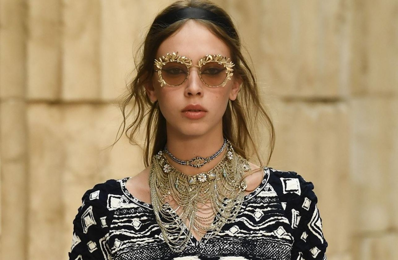 Image result for sunglasses runway 2018