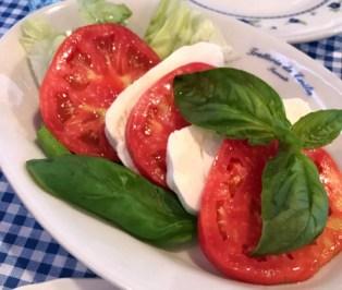 Caprese Salad from Trattoria Da Emilia