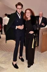 Hermès-Toronto-Boutique-Opening-Majid-Jordan-Drake (18)