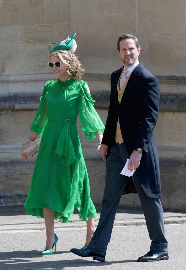 Harry Meghan Royal Wedding Caroline Greenwood And Will