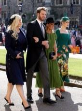 harry-meghan-royal-wedding-Eliza-Spencer-Louis-Spencer-Victoria-Aitken-and-Kitty-Spencer