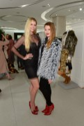 Holt-Renfrew-VOGUE-pop-up-Christine Rezvanian and Sabrina Maddeaux