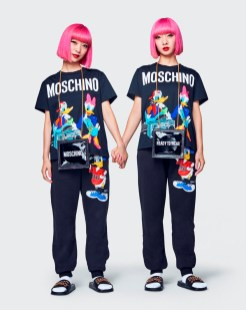 MOSCHINO TV H&M Collaboration Lookbook (31)