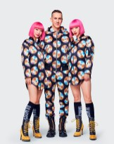 MOSCHINO TV H&M Collaboration Lookbook (36)