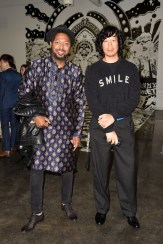 Holt-Renfrew-Knot-on-my-Planet-Ramon Charles and Joe Amio