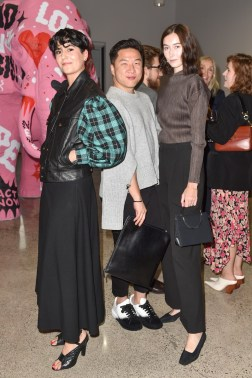Holt-Renfrew-Knot-on-my-Planet-Sahar Nooraei, Guest and Shelby Furber