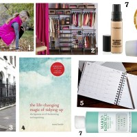 January MoodBord