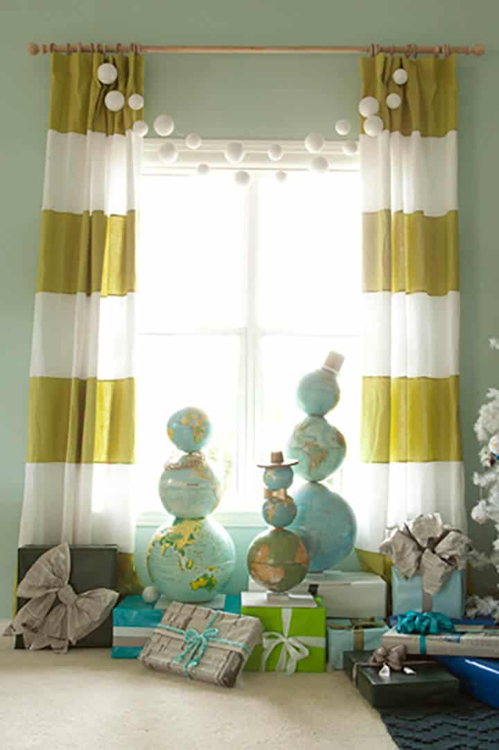 Secrets-From-A-Stylist_Emily-Henderson_Blue_Teal_Gold_Green_Holiday_Decorations4
