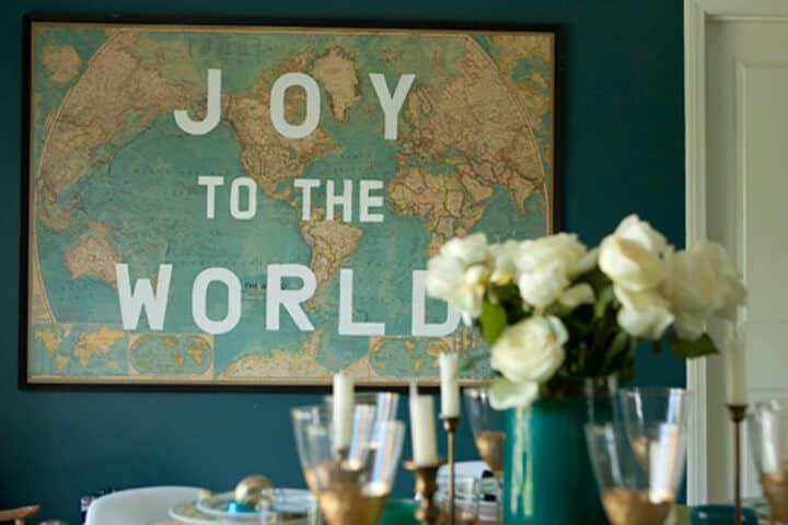 Secrets-From-A-Stylist_Emily-Henderson_Blue_Teal_Gold_Green_Holiday_Decorations5