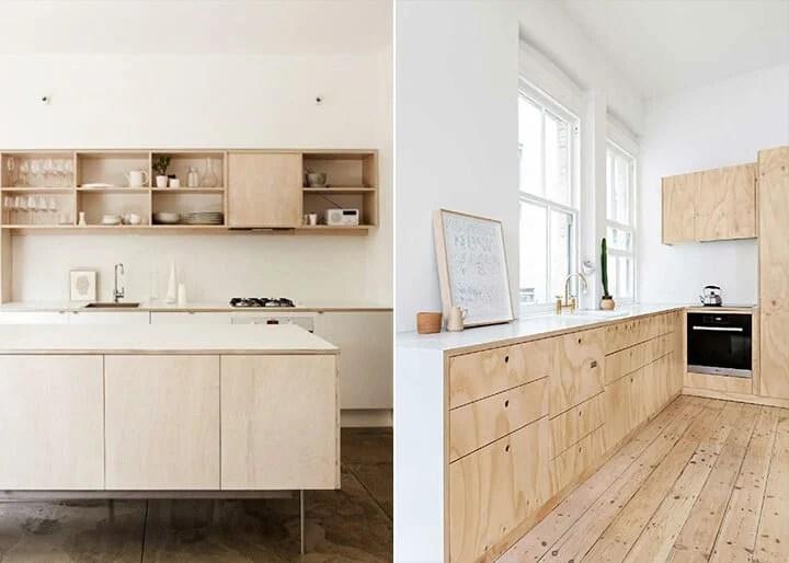 Kitchen Trends_Emily Henderson_Plywood Kitchen Cabinets