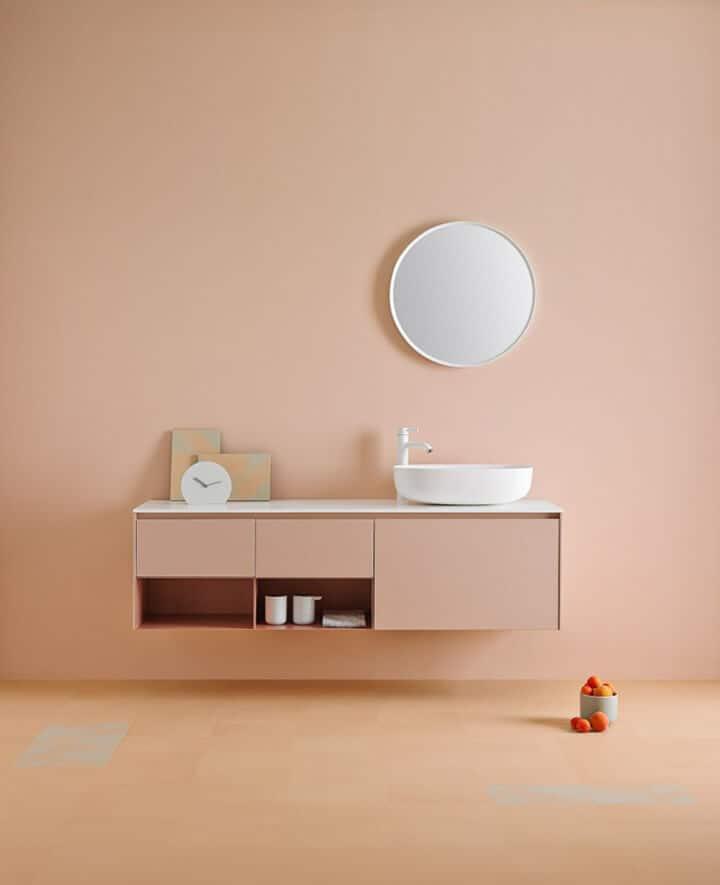 Blush Pink Bathroom_Inspiration_Modern_Pink_blush_feminine_bathroom 4