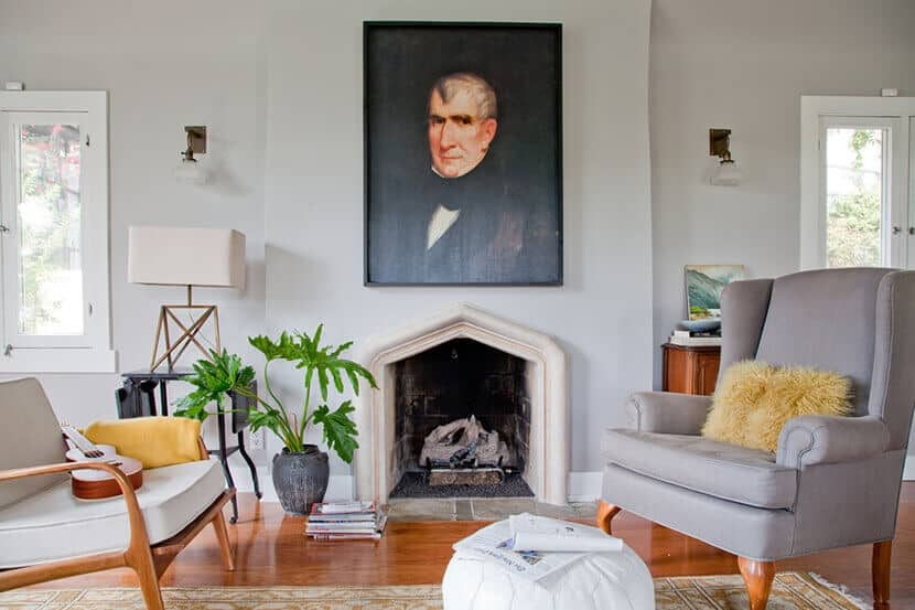 Emily Henderson Ian Brennans House Living Room