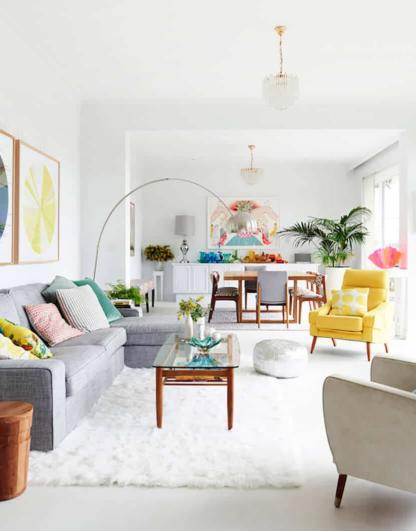 emily henderson color trend buttercup yellow
