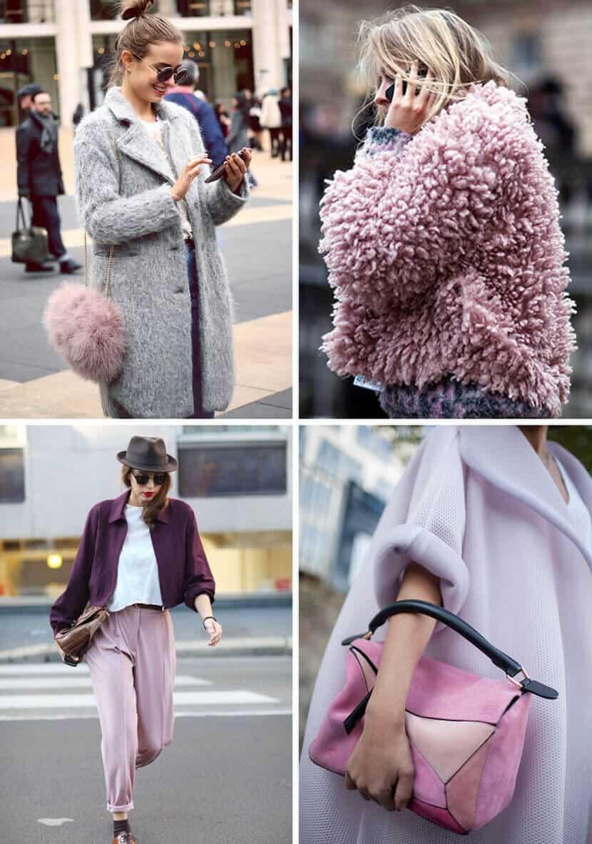Lavendar Fashion Color Trend