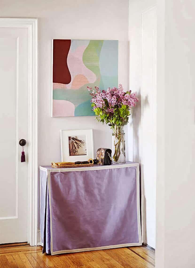Lavender Pink White Color Trend Emily Henderson 9