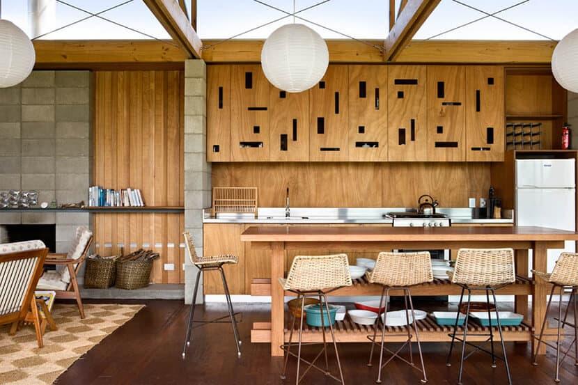 Zen Kitchen Accessories Modern Wood Design