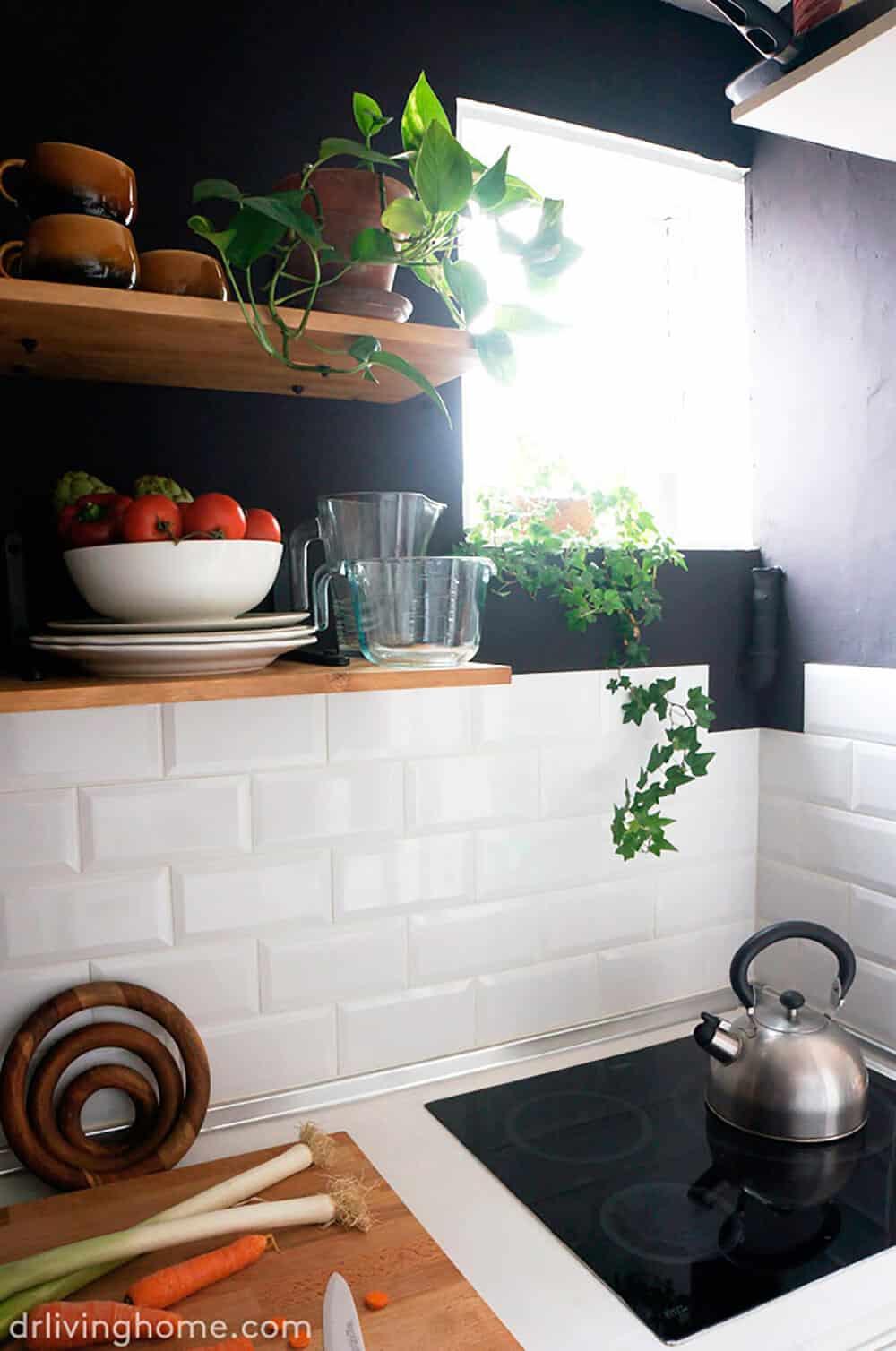 DIY Kitchen Makeover Dr Livinghome After Affordable Redo Emily Henderson 4
