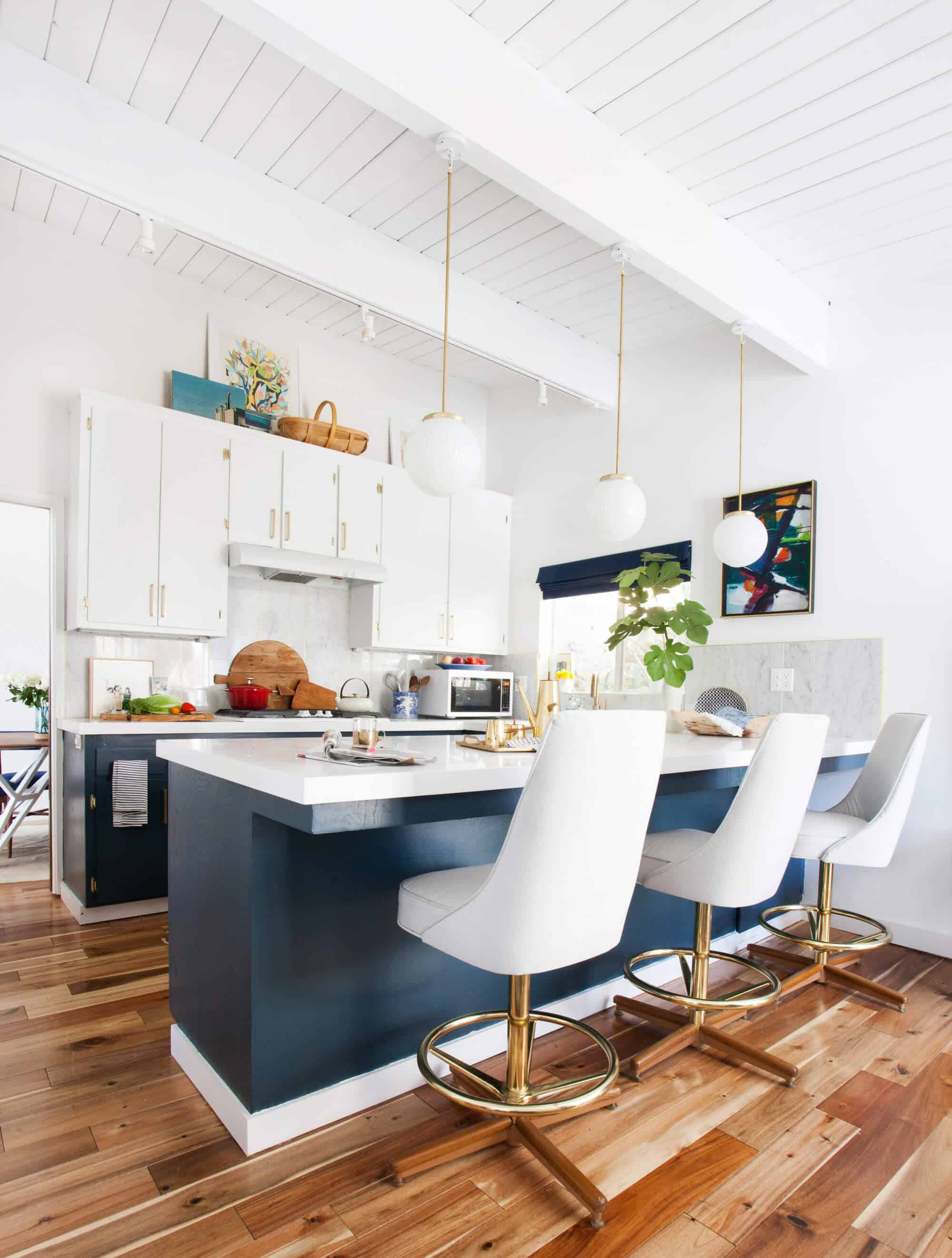 brass hardware kitchen ninja mega system bl771 the ultimate counter and bar stool roundup emily henderson