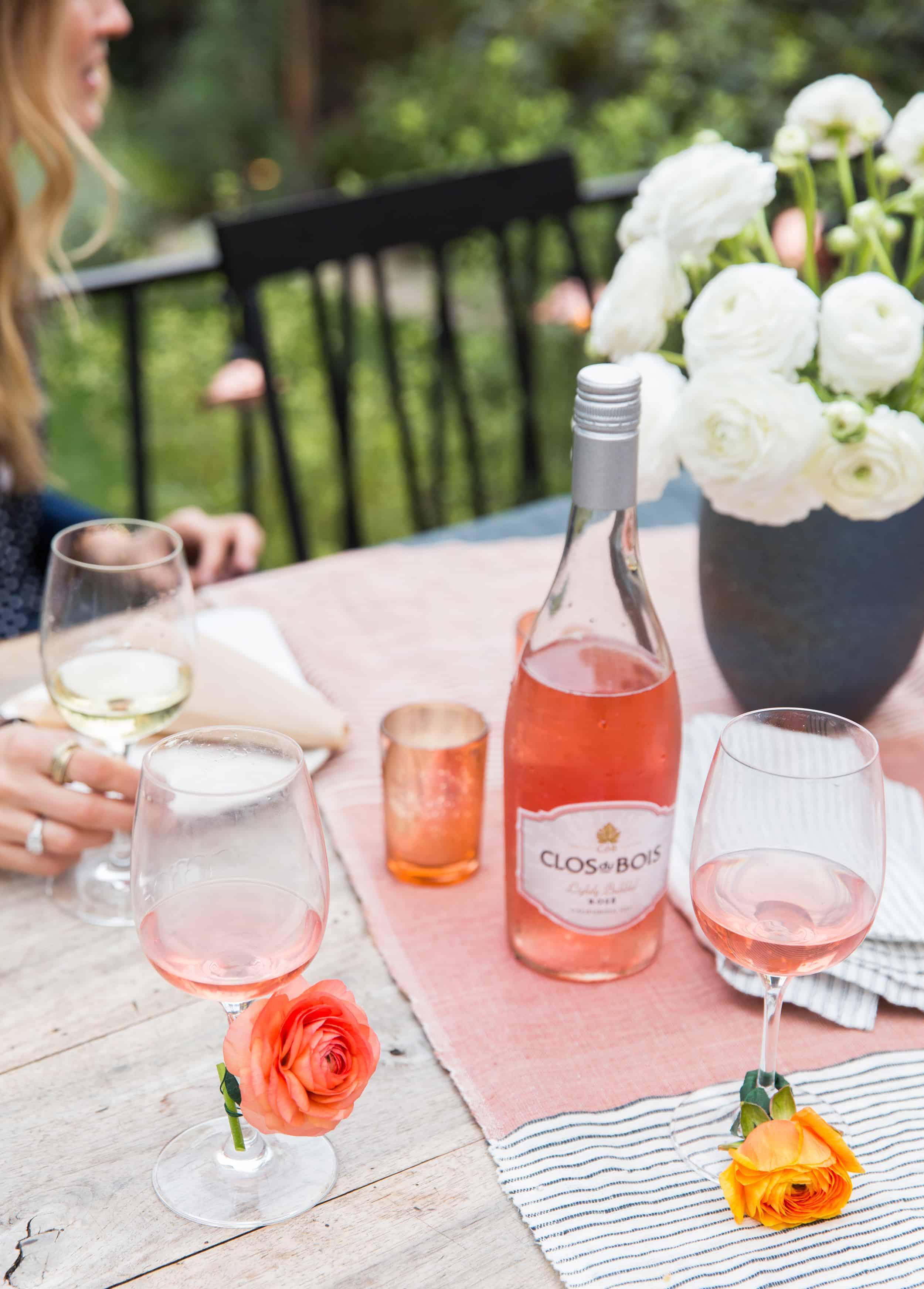 Emily Henderson Closdubois Wine Party Pic 9