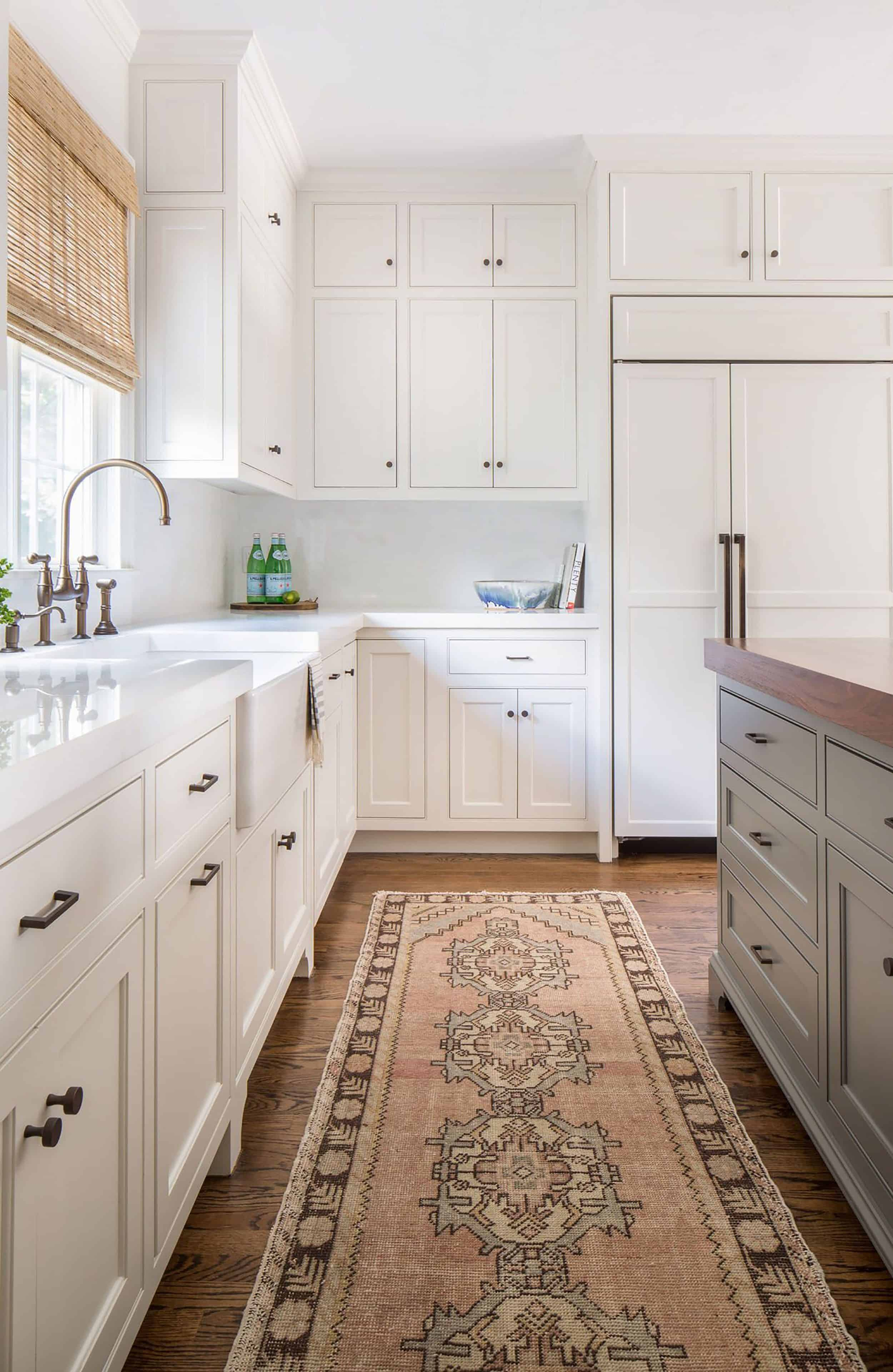 kitchens with no uppers insanely