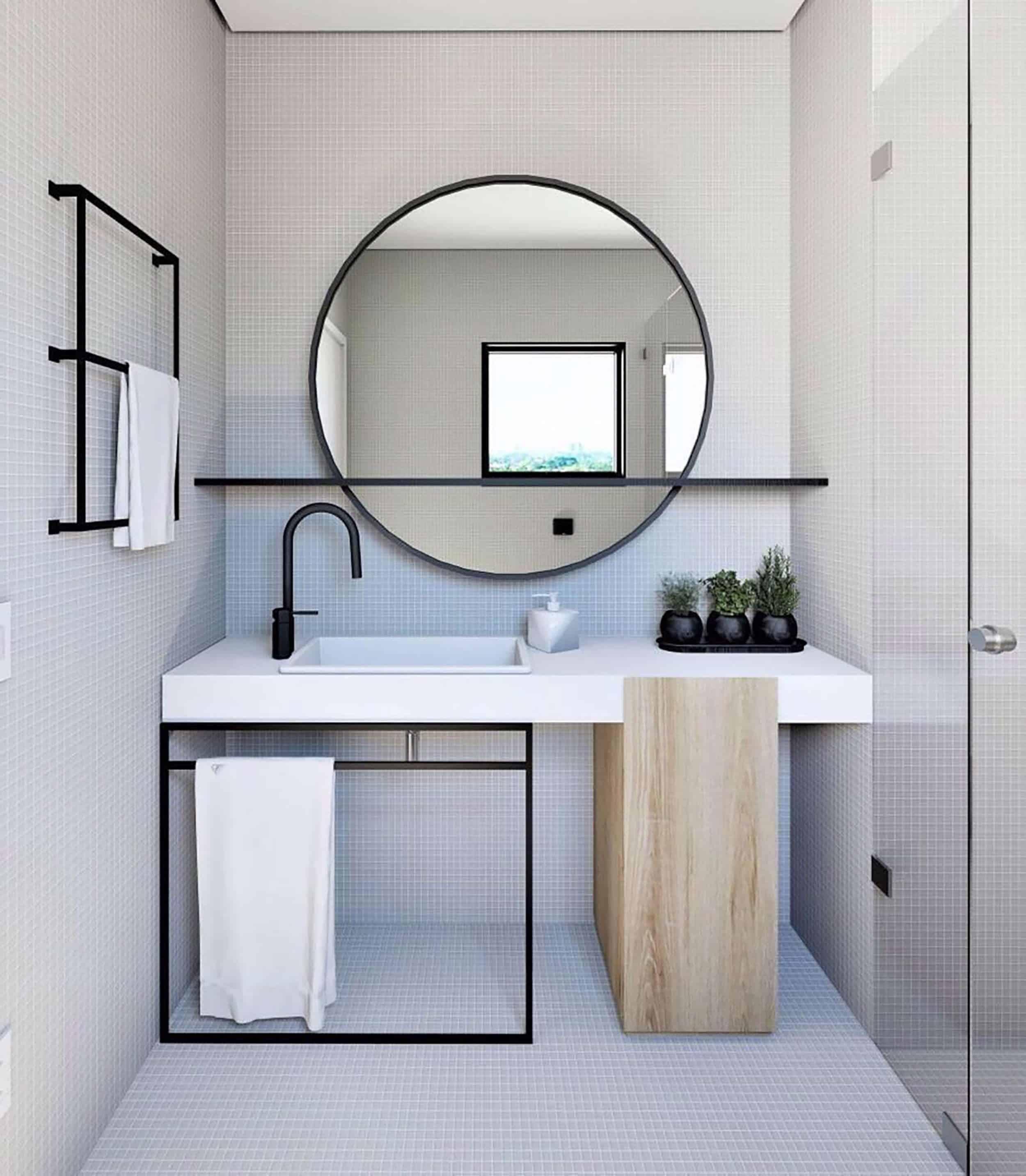 17 Fresh Inspiring Bathroom Mirror Ideas To Shake Up Your Morning Lipstick Routine