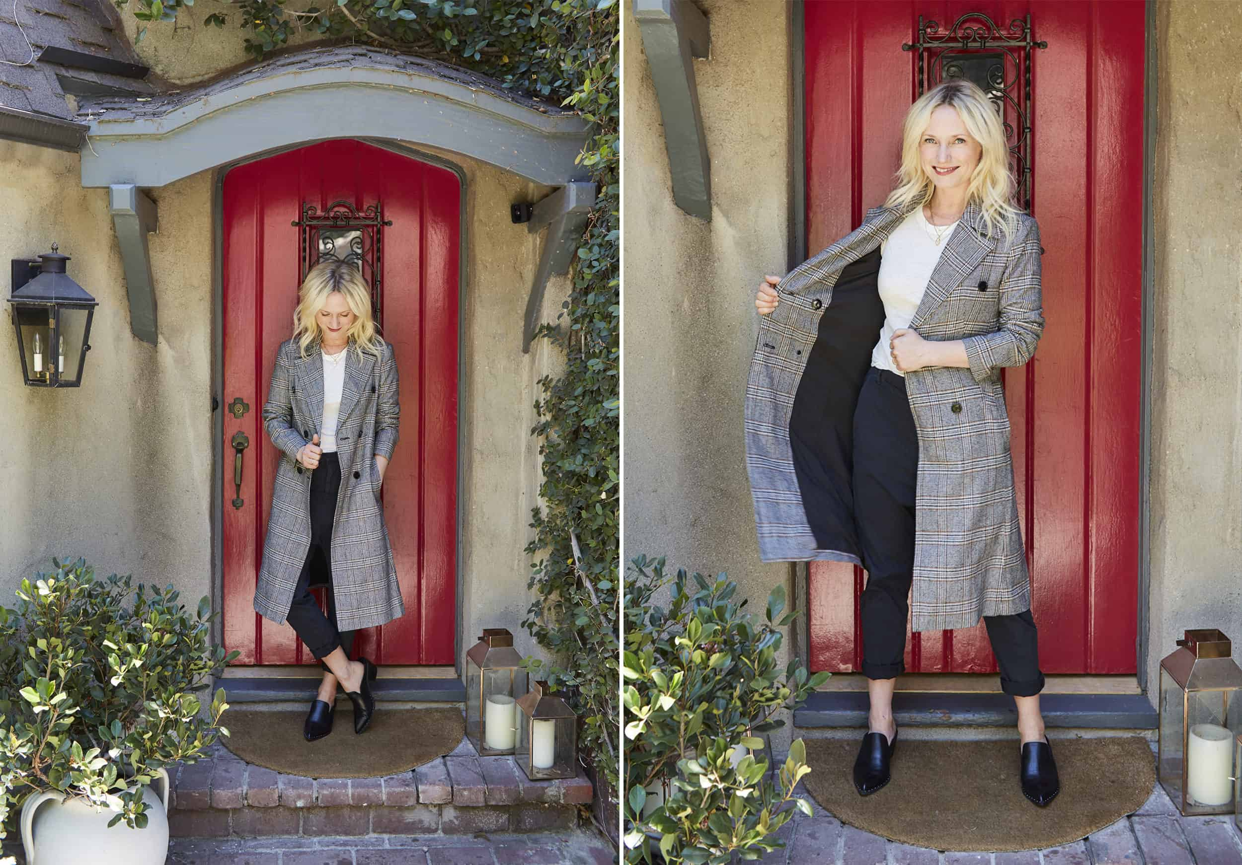 Emily Henderson Nordstroms Anniversary Sale Fall Essentials 2018 Perfect Tailored Trench