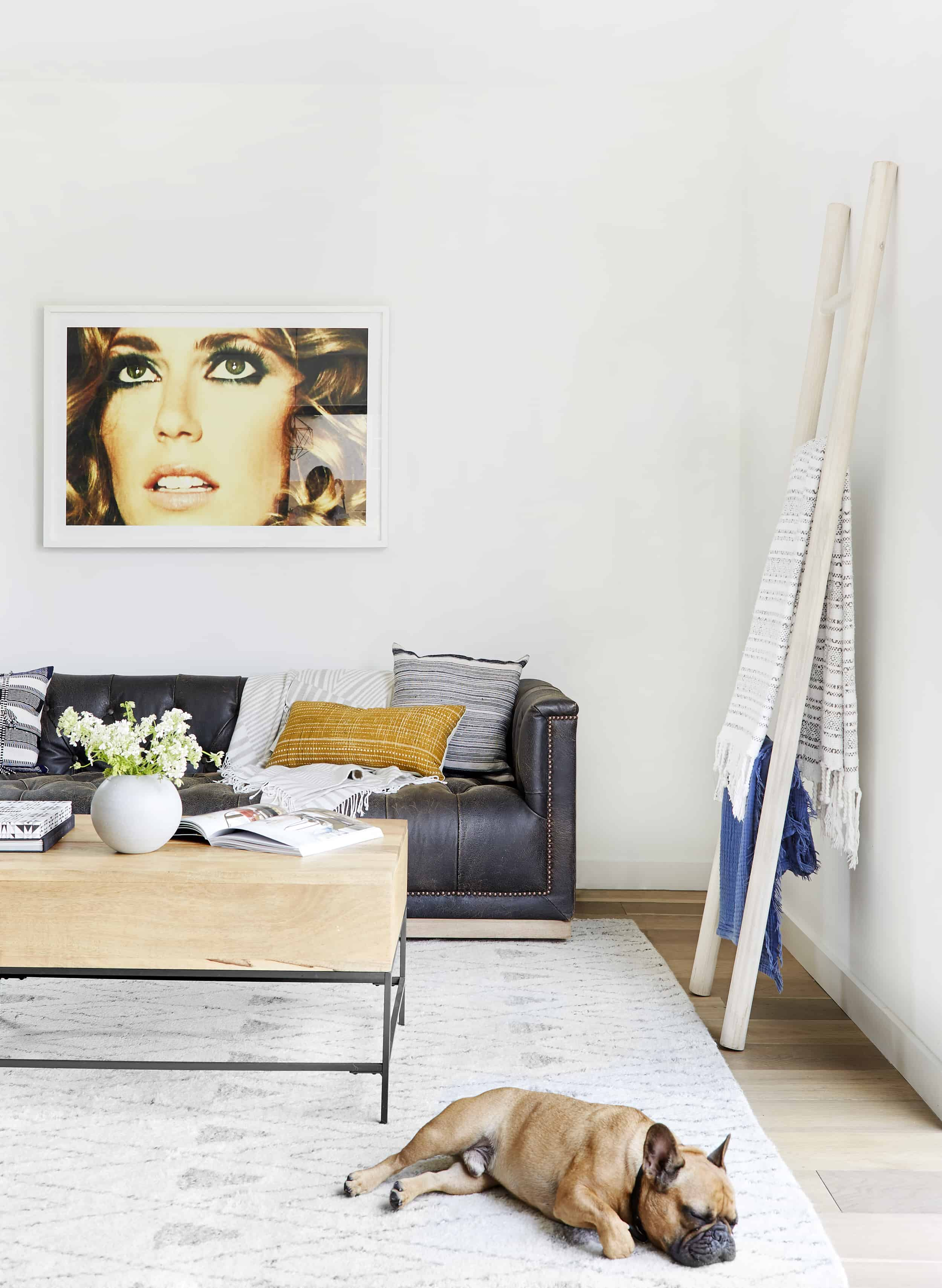 Target See It In Your Space Emily Henderson Bright Modern Living Room16