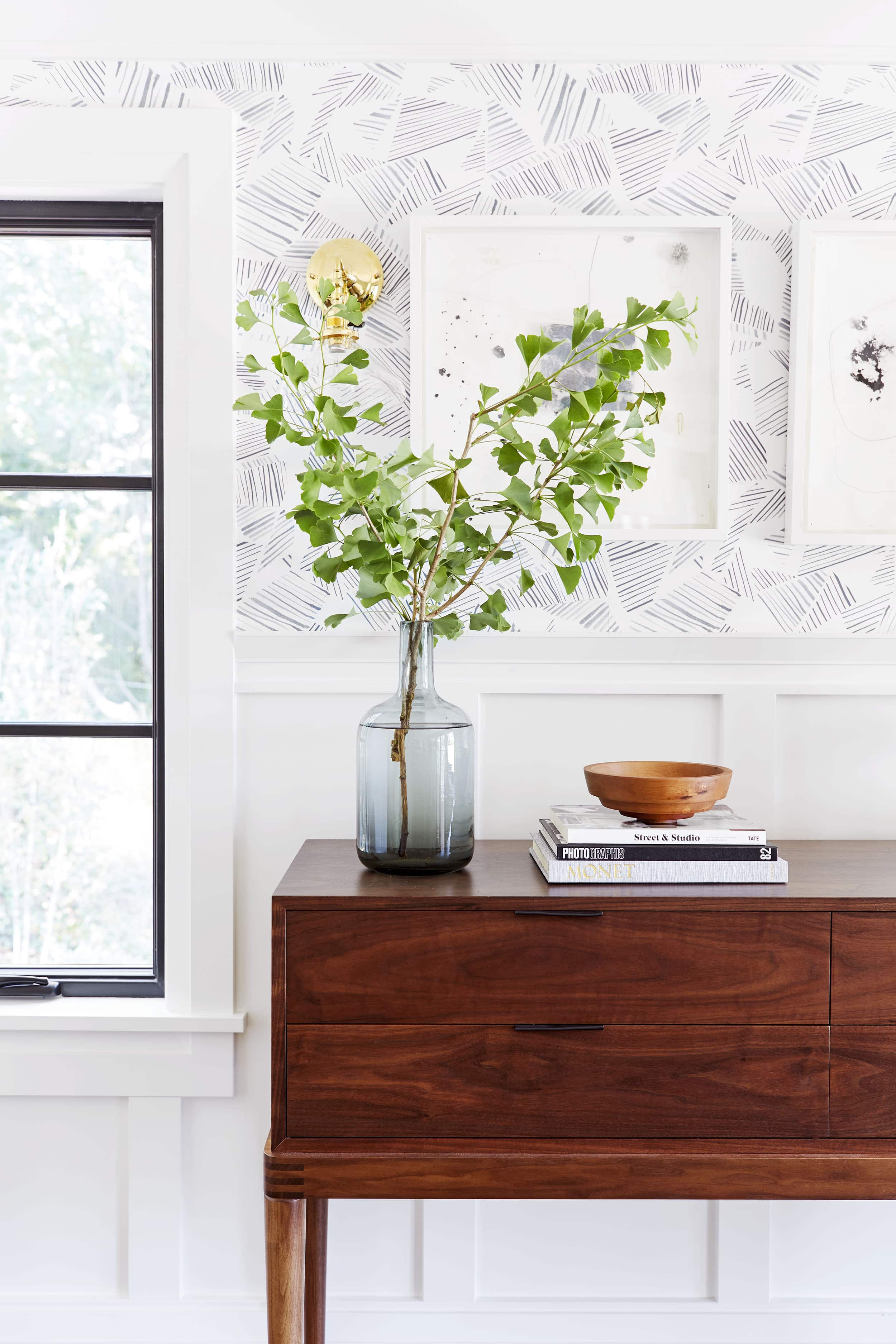 Emily Henderson Portland Traditional Dining Room13