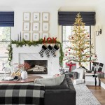 14 Ideas For How To Hang Style Your Stockings With Or Without A Mantel Emily Henderson