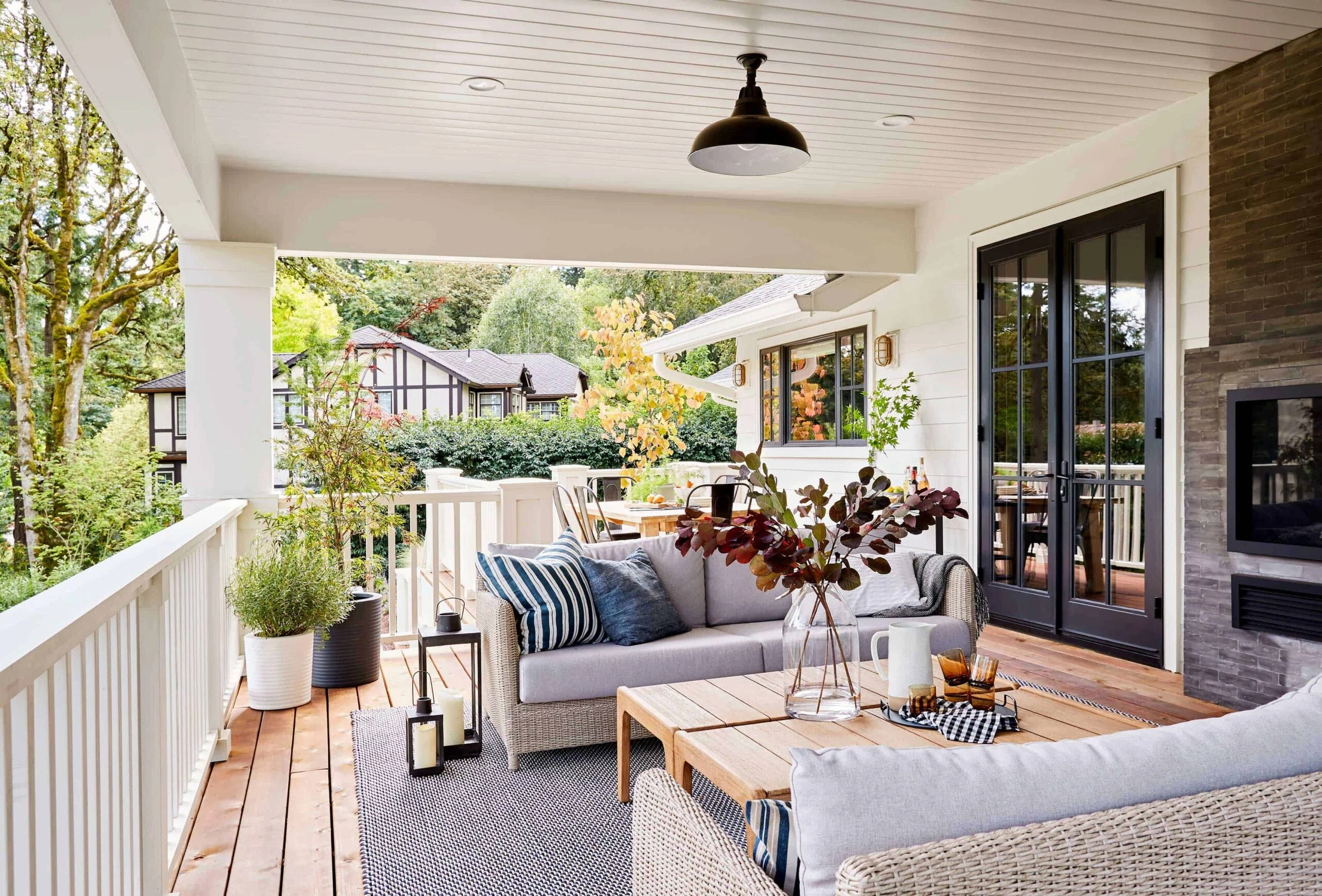 decorate your patio and deck