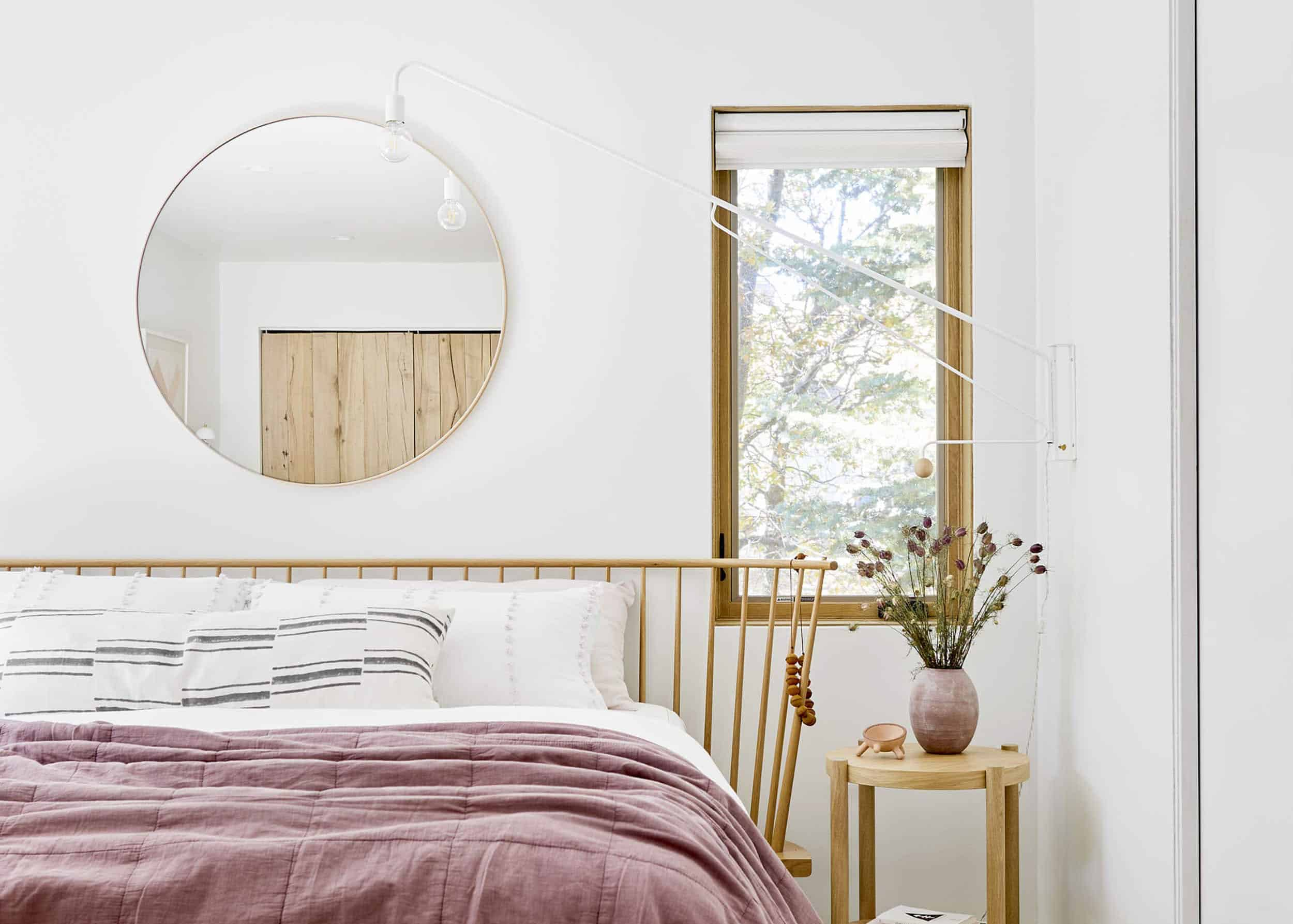 The Coziest Room I Ve Ever Designed Is Also A Bunk Room That Sleeps 4