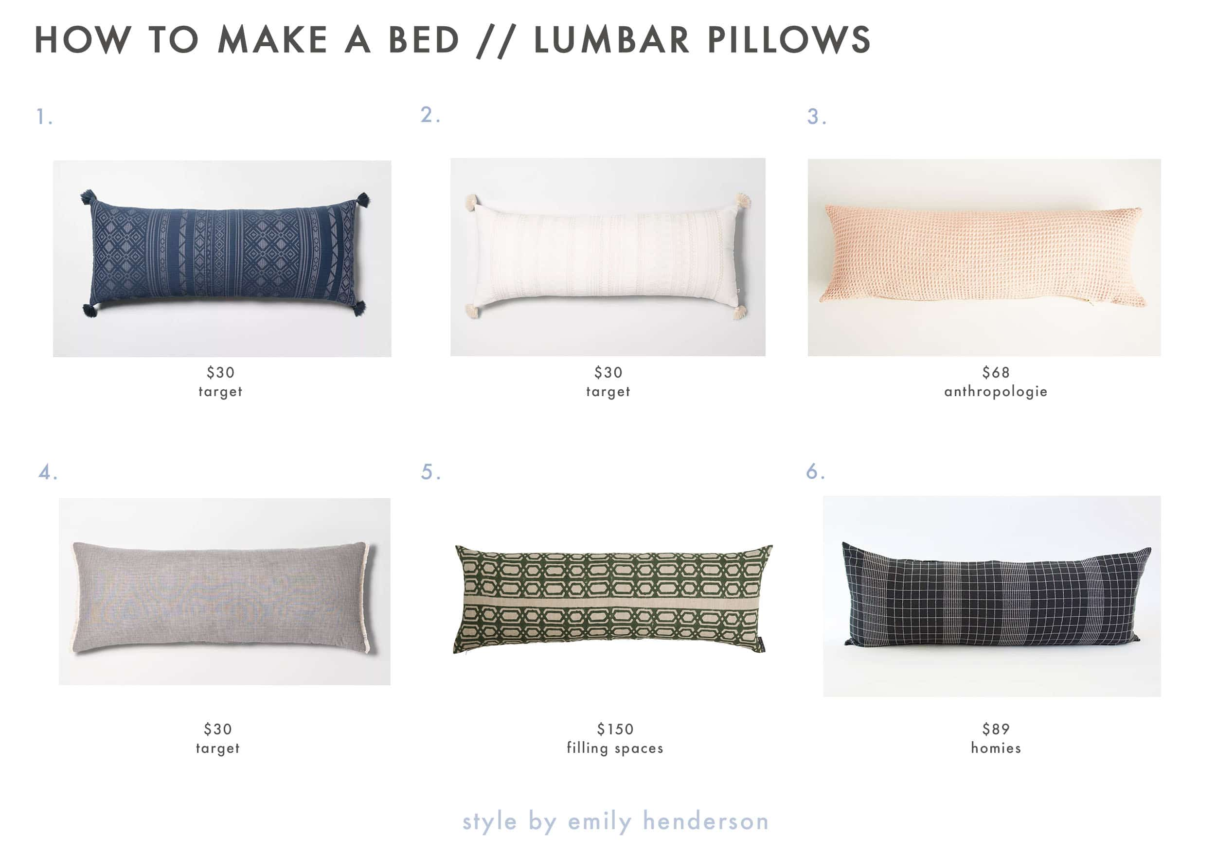 https stylebyemilyhenderson com blog how to make a bed