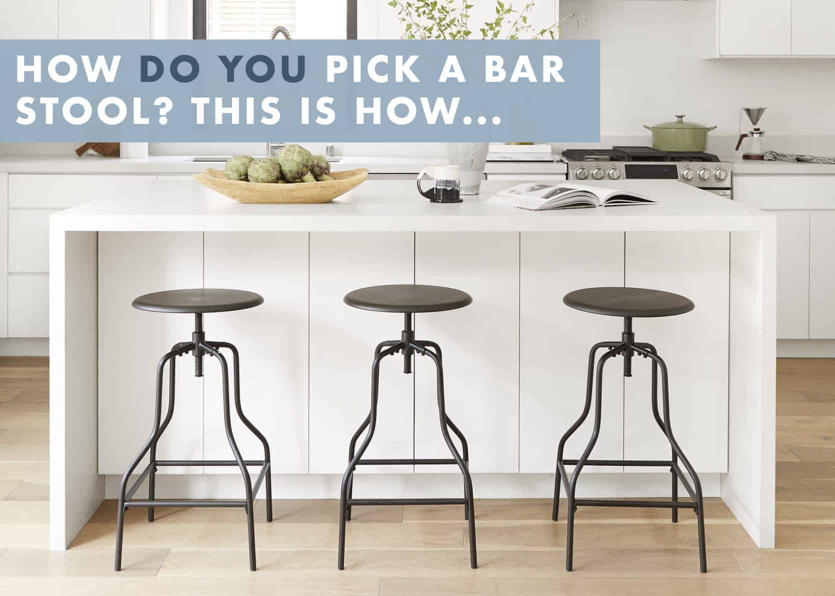 The Best Counter Bar Height Stools What To Know Before Buying