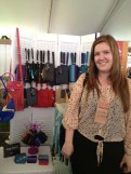 Amy Shaughnessy and her creations