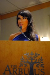 Fashion TV Host, Mandy J Ross