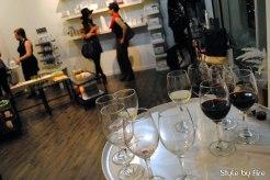 Vino makes a good party