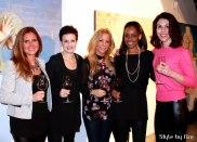 Interior Stager Heidi Carton Rahn, Katrenna Marenych, Suzana Hawrish, Kenia and Amanda