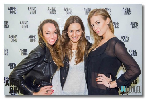 The Anine Bing private viewing