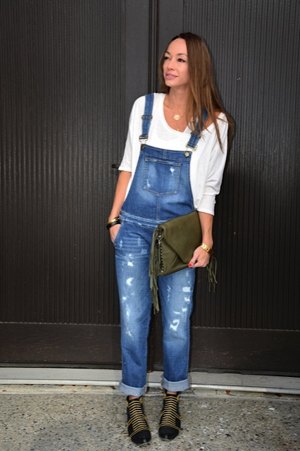 Personal Stylist Vancouver | How to Wear Overalls